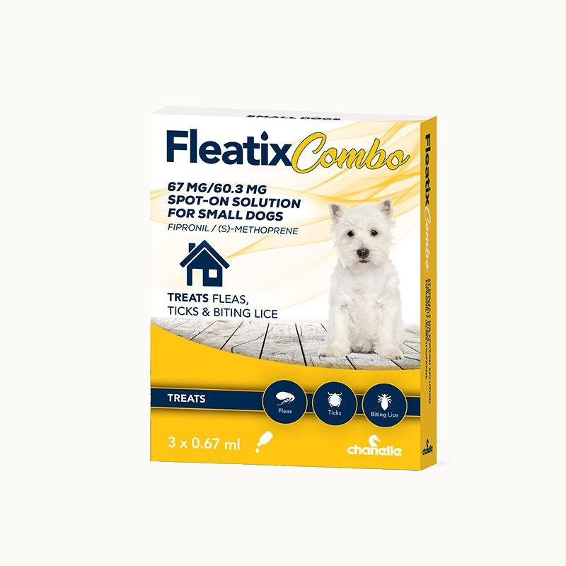 fleatix Combo for small dog