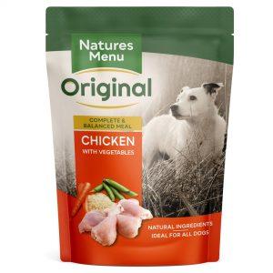 Natures Menu Pouch Adult Chicken