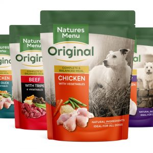 Natures Menu Pouch Adult Multipack