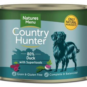 Natures Menu country hunter Duck