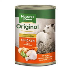 Natures menu Original Can Chicken