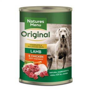 Natures Menu Original Can Lamb