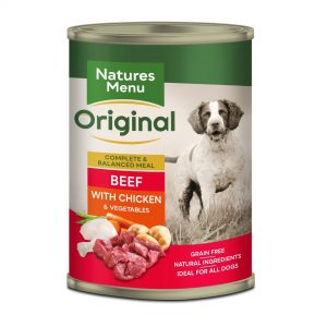 Original Can Chicken with Beef 12x400g