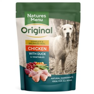 Pouch Adult Chicken and Duck