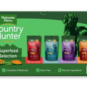 Country Hunter Multipack 12x150g