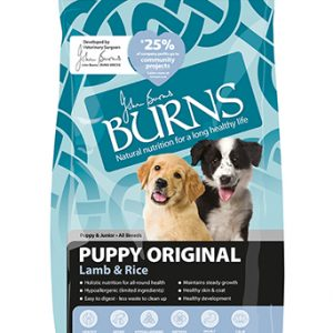 Burns Puppy Original Lamb 2kg