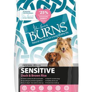 Burns Sensitive Duck 2kg