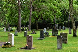 grave yard