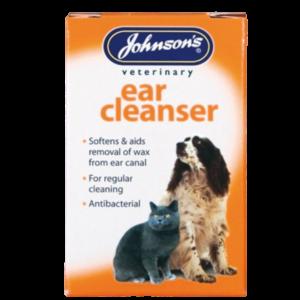 Johnsons Veterinary Ear Cleanser