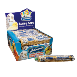 Johnsons Budgie Honey Bars