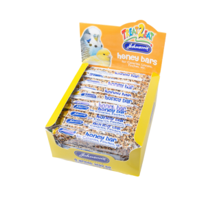 Johnsons Canaries honey bars