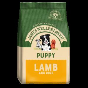 JW Lamb Puppy food