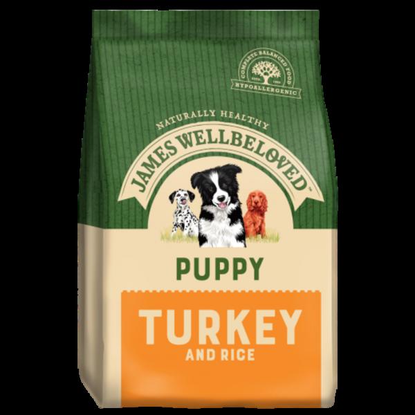 JW Turkey Puppy food