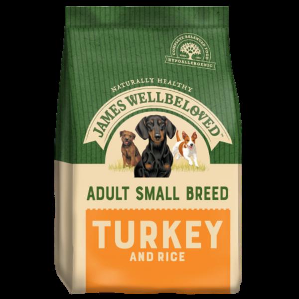 JW Turkey Small Breed Adult