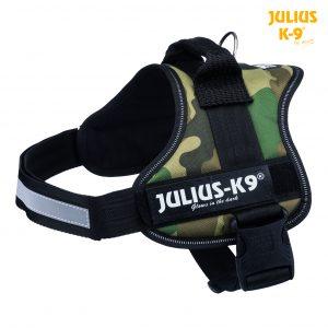 Julius- K9 Powerharness Camouflage