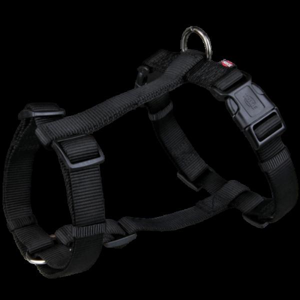Trixie Premium H-Harness Black