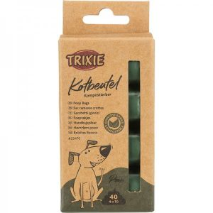 Trixie compostable poop bags