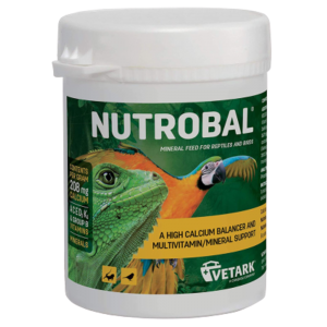 VETARK Multivitamin support for repitles and birds
