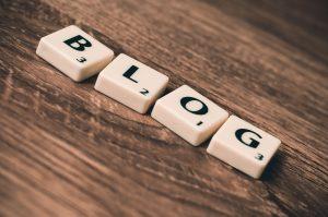 scrabble pieces spelling blog