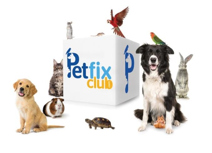 Petfixclub logo