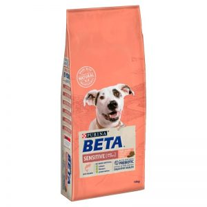 Purina Beta Sensitive Dog Salmon & Rice