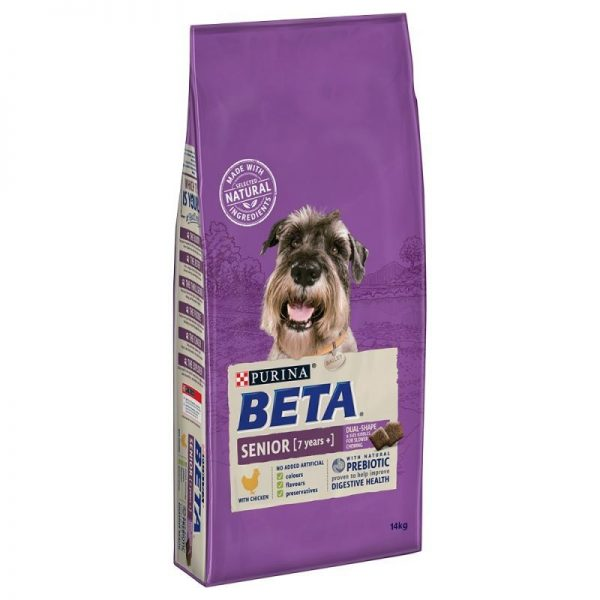 Purina Beta Senior Dog Chicken