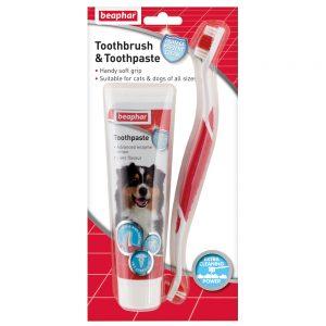 Beaphar dental kit