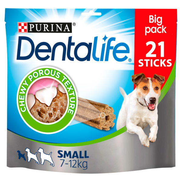 Dentalife Dental Chews For Small Dogs - 21 Sticks