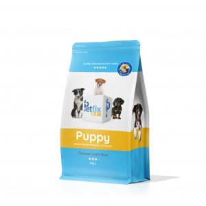 Petfix Chicken and Rice Puppy Food