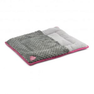Ancol FLAT PAD SNUGGLE POUCH PINK