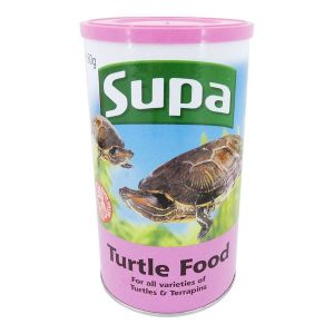 Supa hig res turtle food 60g