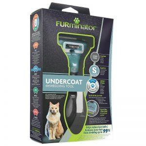 FURMINATOR undercoat DeShedding Tool long hair/small cat