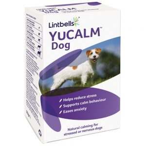 yucalm dog product