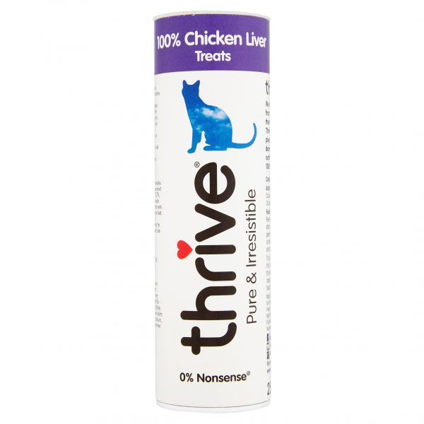 THRIVE Chicken Liver Cat Treats