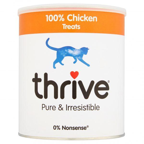 Thrive Chicken Cat Treats - Maxi Tube 200g