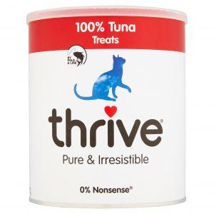 Thrive 100% tuna treats