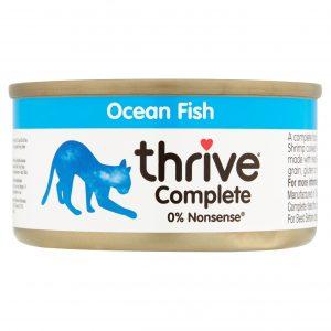 Thrive Ocean Fish Cat food