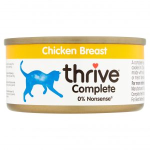 Thrive Chicken Breast cat food