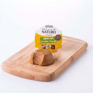 Naturo Grain Free Chicken Mousse Adult Cat