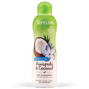 Tropiclean Awapuhi and Coconut Pet Shampoo