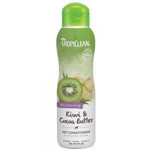 Tropiclean Kiwi and Cacoa Butter Pet Conditioner