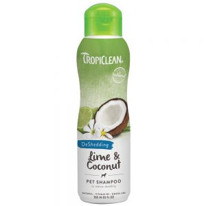Tropiclean Lineand Coconut Pet Shampoo