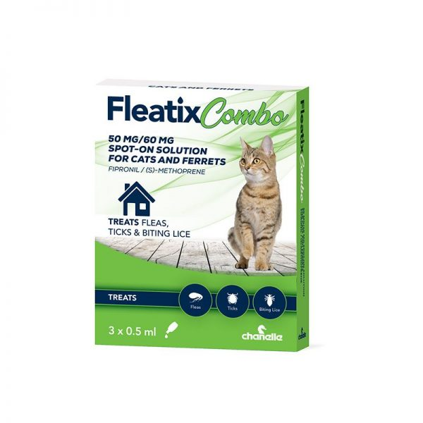 Fleatix Combo for Cats
