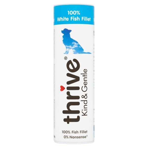 Thrive 100% White Fish Dog Treats