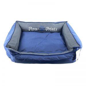 Kool Lounger Dark Blue Waterproof Dog bed