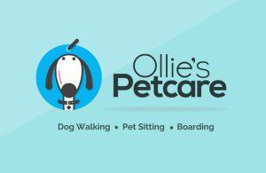 Ollie's Pet Care Logo