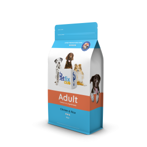 PetFix Dog Adult Chicken Medium and Large Breeds