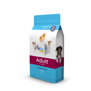 PetFix Dog Adult Small Chicken Rice 2kg