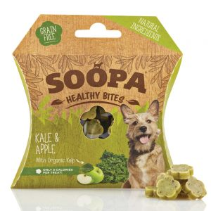 SOOPA Healthy Bites Kale and Apple