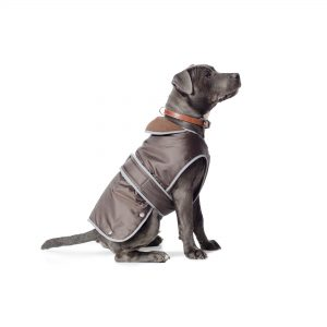 Ancol Stormguard Dog Coat Chocolate